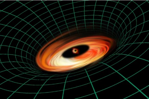 Ученые обнаружили черную дыру, которая не может существовать