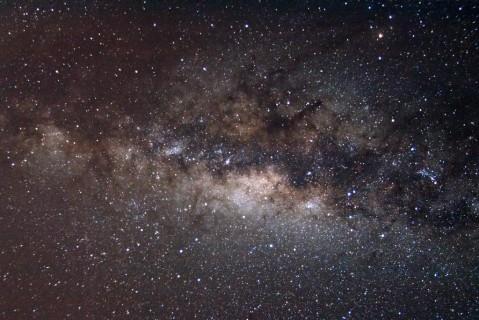Ученые раскрыли тайну появления Млечного Пути