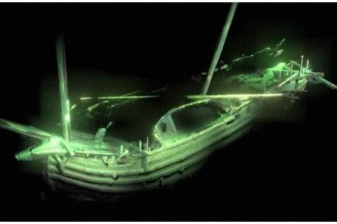 В Балтийском море обнаружен корабль времен Колумба