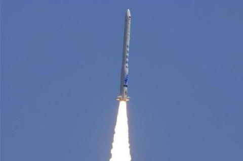 Китайцы впервые запустили в космос частную ракету