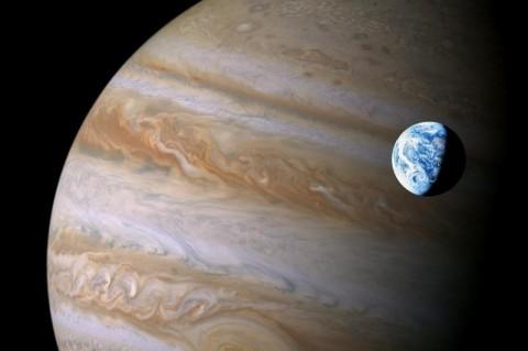 Астрономы заподозрили Юпитер в космическом