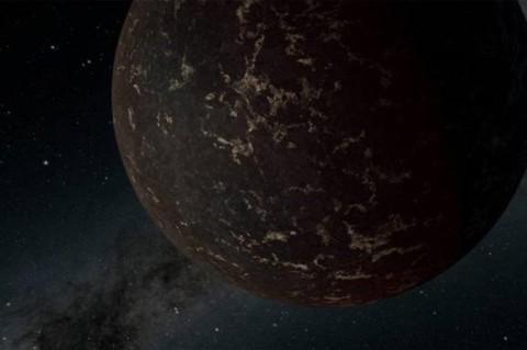 Обнаружена землеподобная планета без атмосферы