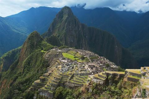 Археологи обнаружили в Перу уникальное сооружение