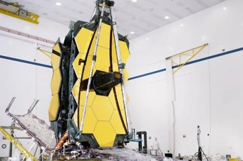 Американцы собрали космический телескоп Джеймса Уэбба за $10 млрд