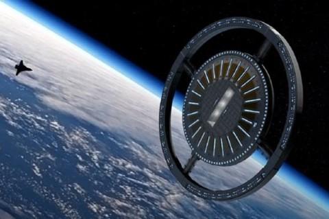 Американцы разрабатывают космическую развлекательную станцию