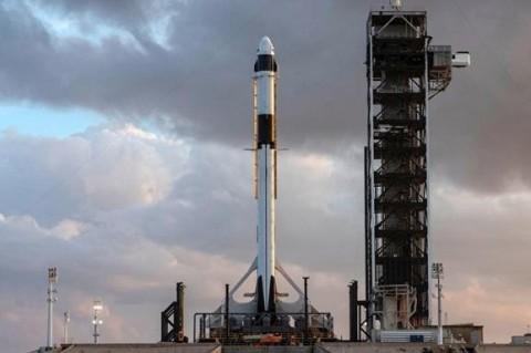 SpaceX провели испытания аварийных систем Crew Dragon