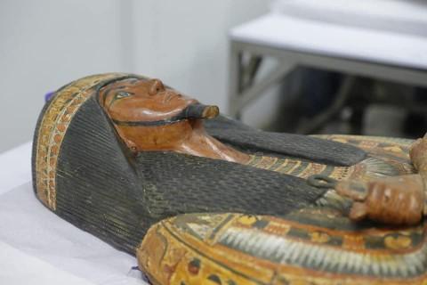 В Египте археологи впервые вскрыли