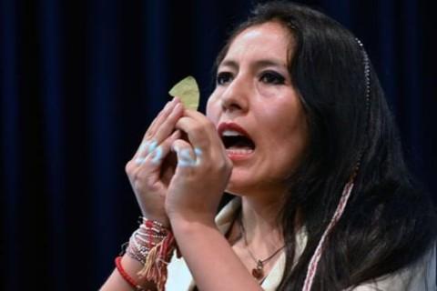 Студентка из Перу первой в истории защитила диссертацию на языке кечуа