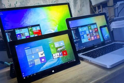 Windows 10 получает ноябрьское обновление