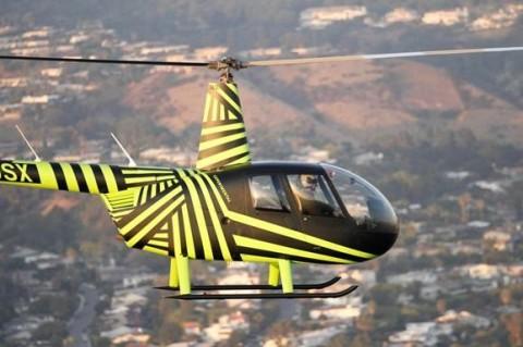 В США впервые состоялся полет на беспилотном вертолете