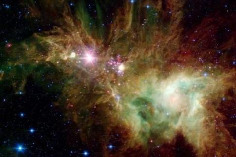 В NASA показали космическую