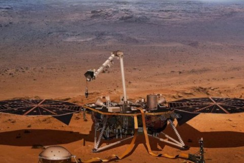 На Марсе впервые обнаружили активность