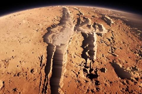 Завораживающее зрелище: в NASA показали рекордную панораму Марса