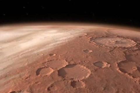 Ученые нашли доказательства жизни на Марсе