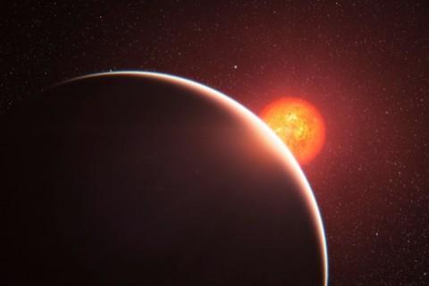 Ученые обнаружили планету, на которой идут железные дожди