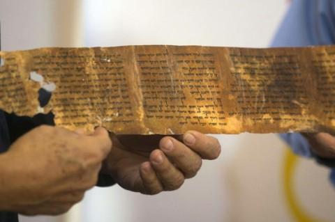 Древние свитки Мертвого моря оказались фейковыми