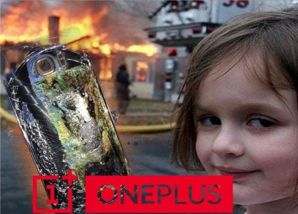 Чуть дом сжёг: Смартфоны OnePlus начали загораться