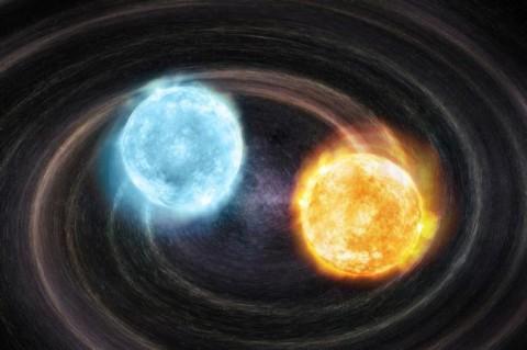 Американские астрономы обнаружили неизвестный источник гравитационных волн