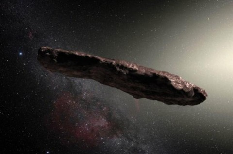Ученые разгадали тайну загадочного астероида