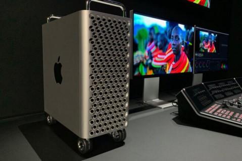Apple представили колесики для компьютера, которые дороже, чем iPhone 11