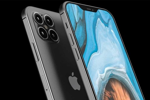 В сети показали дизайн будущего iPhone 12
