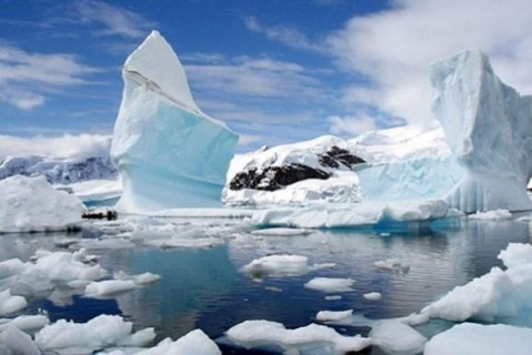 Ученые заявили, что Евразийский ледяной щит растаял и поднял уровень моря на восемь метров