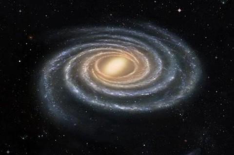 Ученые воссоздали самую точную карту Млечного пути