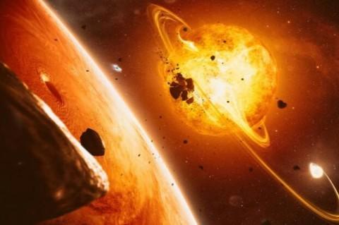 Ученые доказали, что Солнце является очень пассивной и ленивой звездой в космосе