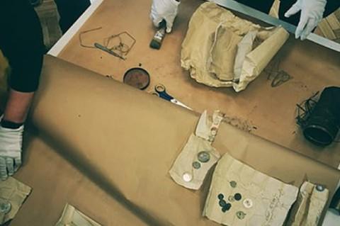 В Польше во время ремонта древней церкви обнаружили