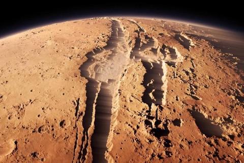 NASA опубликовали интересные снимки поверхности Марса