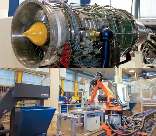 Искусственный интеллект поможет «Ростеху» испытывать двигатели