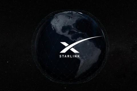 Компания SpaceX вывела на орбиту 60 дополнительных спутников Starlink