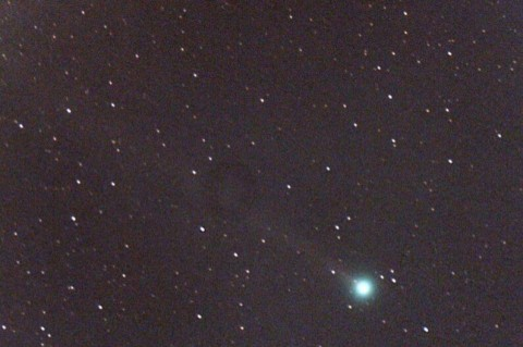 В небе появится самая яркая за 23 года комета