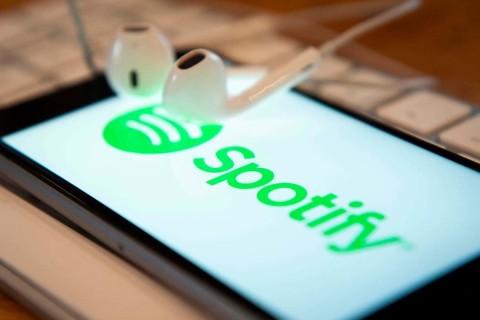 Сервис Spotify запускается в Украине