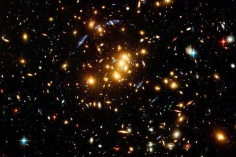Ученые показали самую большую карту Вселенной, над которой работали 20 лет