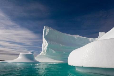 В Арктике специалисты зафиксировали минимальное количество льда за всю историю
