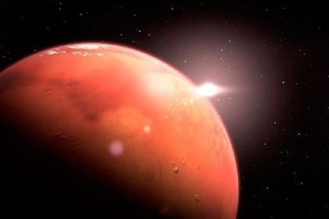 Ученые обнаружили на Марсе следы ледников