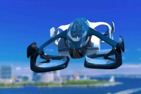 Ученые назвали дату первого запуска летающего автомобиля