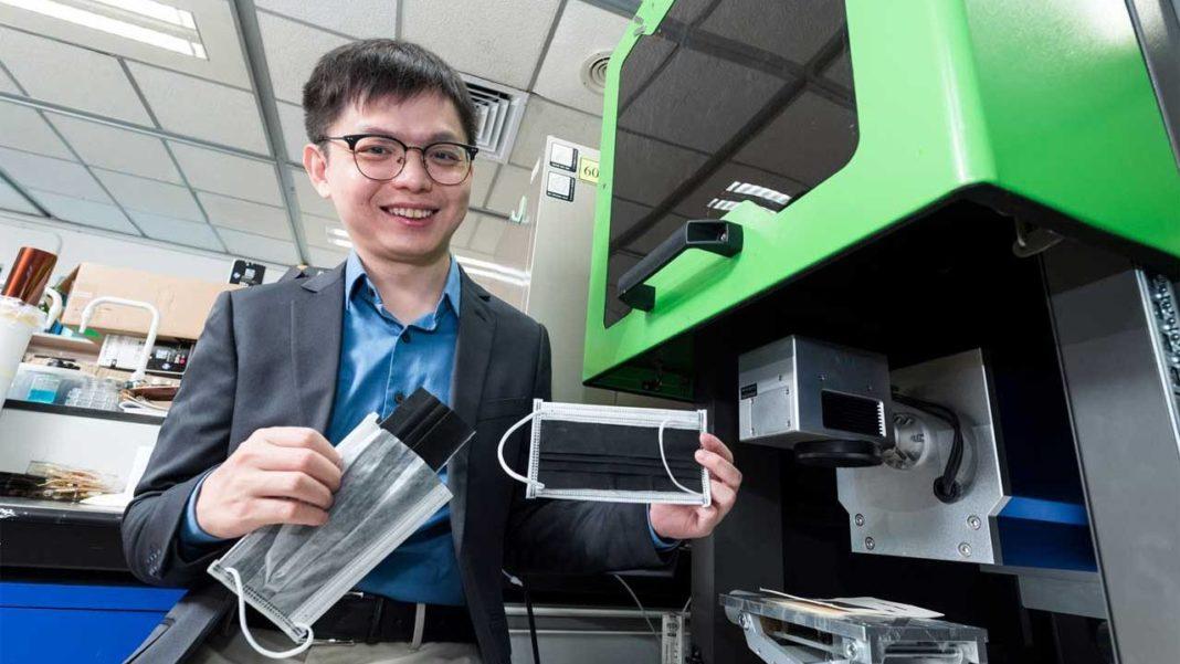 Ученые Гонконга представили разработку необычных масок от коронавируса