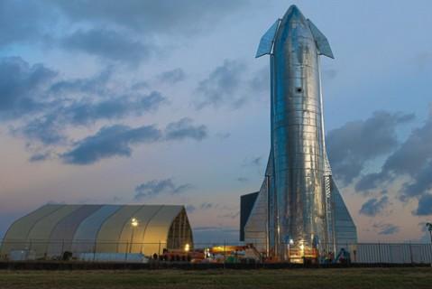 В SpaceX рассказали, когда запустят на околоземную орбиту первый корабль Starship