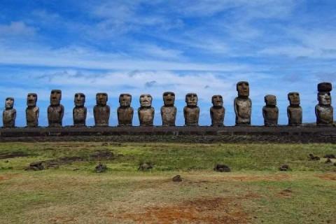 Исследователи смогли раскрыть тайну исчезновения жителей мистического острова Пасхи