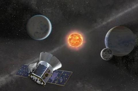 Астрономы впервые обнаружили экзопланету в другой галактике