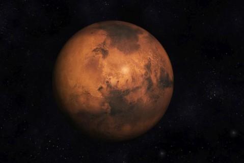 Специалисты на Марсе обнаружили озера из жидкостью