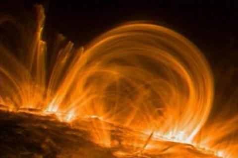 Китайские ученые обнаружили в солнечной атмосфере