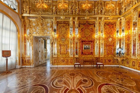 Янтарная комната: польские водолазы считают, что нашли один из величайших утерянных артефактов