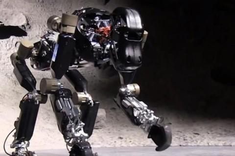 В Германии обновили модель робота-обезьяны
