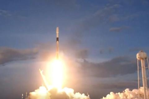 SpaceX с шестой попытки запустили на орбиту миссию Starlink