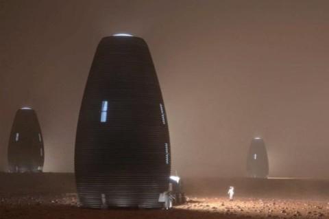 Маск прокомментировал строительство независимого от Земли города на Марсе