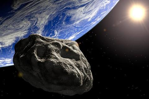 К Земле приблизился астероид размером с автобус