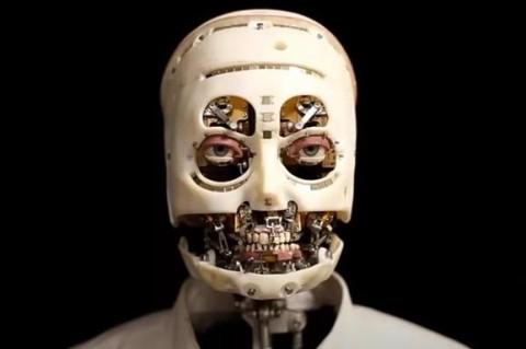 В Disney создали робота, имитирующего лицо человека